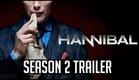 Hannibal Season 2 Trailer [HD]