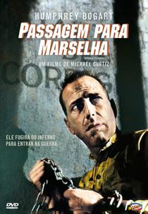 Passagem para Marselha - Poster / Capa / Cartaz - Oficial 3