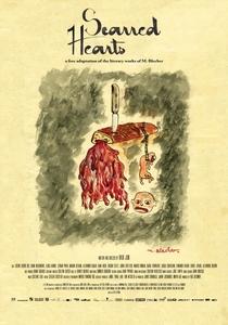 Corações Cicatrizados - Poster / Capa / Cartaz - Oficial 1