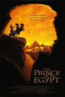 O Príncipe do Egito - Poster / Capa / Cartaz - Oficial 1