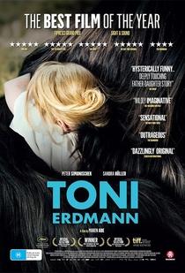 As Faces de Toni Erdmann - Poster / Capa / Cartaz - Oficial 6