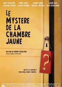 Le mystère de la chambre jaune - Poster / Capa / Cartaz - Oficial 1