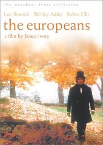 Os Europeus - Poster / Capa / Cartaz - Oficial 1