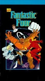 Os Quatro Fantásticos (1ª Temporada) - Poster / Capa / Cartaz - Oficial 2