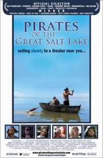 os piratas grande do lago salgado - Poster / Capa / Cartaz - Oficial 1