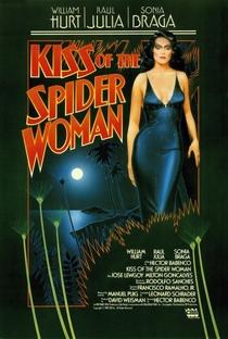 O Beijo da Mulher-Aranha - Poster / Capa / Cartaz - Oficial 3