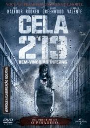 Cela 213: Bem-vindo ao Inferno - Poster / Capa / Cartaz - Oficial 1