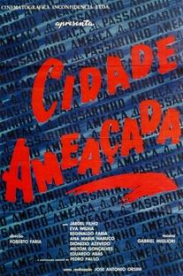 Cidade Ameaçada - Poster / Capa / Cartaz - Oficial 1