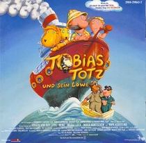 Tobias e Seu Leão - Poster / Capa / Cartaz - Oficial 1