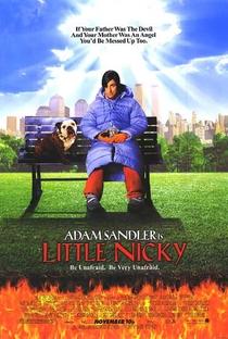 Little Nicky - Um Diabo Diferente - Poster / Capa / Cartaz - Oficial 4