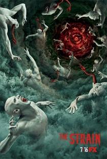 The Strain (4ª Temporada) - Poster / Capa / Cartaz - Oficial 1