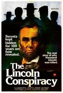Conspiração Contra Lincoln - Poster / Capa / Cartaz - Oficial 1