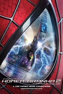O Espetacular Homem-Aranha 2: A Ameaça de Electro - Poster / Capa / Cartaz - Oficial 3