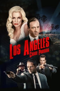 Los Angeles - Cidade Proibida - Poster / Capa / Cartaz - Oficial 7