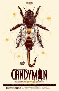 O Mistério De Candyman - Poster / Capa / Cartaz - Oficial 4