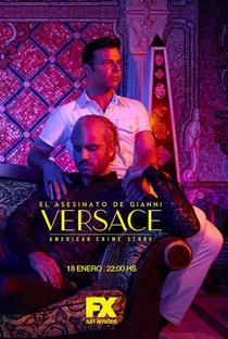 American Crime Story: O Assassinato de Gianni Versace (2ª Temporada) - Poster / Capa / Cartaz - Oficial 2
