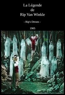 A Lenda de Rip Van Winkle - Poster / Capa / Cartaz - Oficial 1