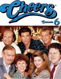 Cheers (6ª Temporada) - Poster / Capa / Cartaz - Oficial 1