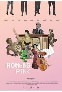Homens Pink - Poster / Capa / Cartaz - Oficial 1