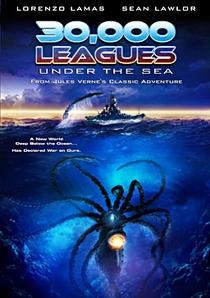 30.000 Léguas Submarinas - Poster / Capa / Cartaz - Oficial 1
