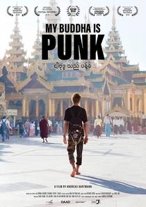 My Buddha is Punk - Poster / Capa / Cartaz - Oficial 1