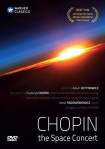 Chopin - The Space Concert - Poster / Capa / Cartaz - Oficial 1