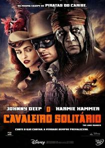 O Cavaleiro Solitário - Poster / Capa / Cartaz - Oficial 28