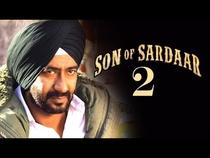 Son Of Sardaar 2  - Poster / Capa / Cartaz - Oficial 1