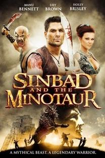 Sinbad e o Minotauro - Poster / Capa / Cartaz - Oficial 1