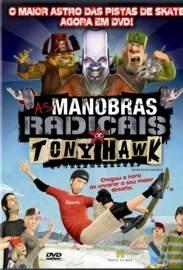 As Manobras Radicais de Tony Hawk - Poster / Capa / Cartaz - Oficial 1