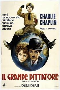 O Grande Ditador - Poster / Capa / Cartaz - Oficial 12