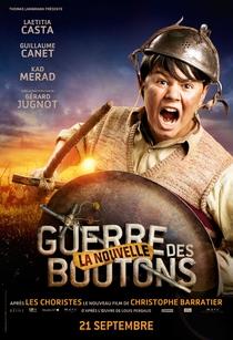 A Guerra dos Botões - Poster / Capa / Cartaz - Oficial 3