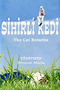 O Reino dos Gatos - Poster / Capa / Cartaz - Oficial 24