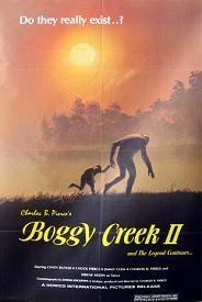 A Lenda de Boggy Creek 2 - Poster / Capa / Cartaz - Oficial 2