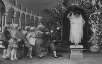 La Statue Animée - Poster / Capa / Cartaz - Oficial 1