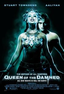A Rainha dos Condenados - Poster / Capa / Cartaz - Oficial 1