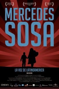 Mercedes Sosa, A Voz da América Latina - Poster / Capa / Cartaz - Oficial 1