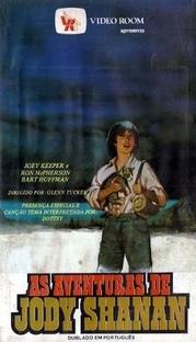 As Aventuras de Jody Shanan - Poster / Capa / Cartaz - Oficial 1
