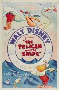 The Pelican and the Snipe - Poster / Capa / Cartaz - Oficial 1