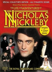 The Life and Adventures of Nicholas Nickleby - Poster / Capa / Cartaz - Oficial 1