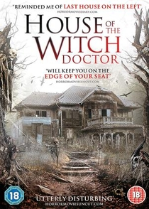 House Of The Witchdoctor  - Poster / Capa / Cartaz - Oficial 3