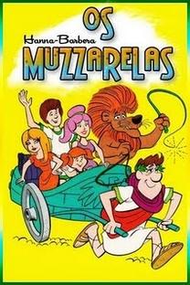 Os Muzzarelas - Poster / Capa / Cartaz - Oficial 1