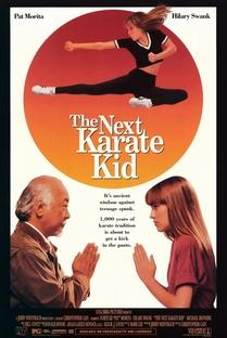 Karatê Kid 4 - A Nova Aventura - Poster / Capa / Cartaz - Oficial 3