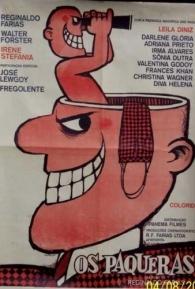 Os Paqueras - Poster / Capa / Cartaz - Oficial 1