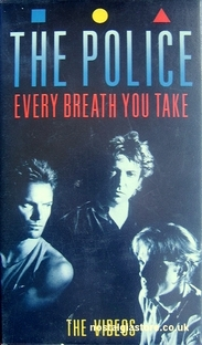 The Police: Every Breath You Take - The Videos - Poster / Capa / Cartaz - Oficial 1