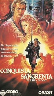 Conquista Sangrenta - Poster / Capa / Cartaz - Oficial 2