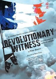 Revolutionary Witness - Poster / Capa / Cartaz - Oficial 1