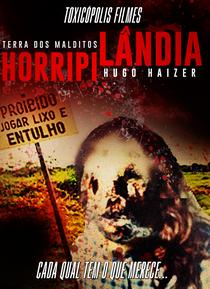 Horripilândia - A Terra dos malditos - Poster / Capa / Cartaz - Oficial 1