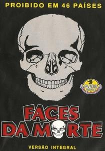 Faces da Morte - Poster / Capa / Cartaz - Oficial 2