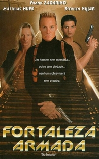 Fortaleza Armada - Poster / Capa / Cartaz - Oficial 2